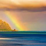 Kualoa Rainbow...