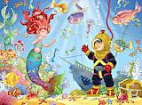 Sea Diver Kid