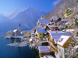 HALLSTATT IN WINTER, AUSTRIA