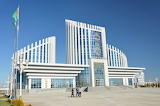 Dashoguz Wedding Palace, Turkmenistan