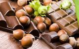 Haselnuss Schokolade