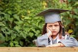 Girl-graduation school