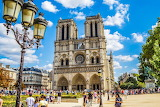 Notre Dame Goodbye <3
