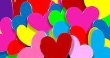 ☺♥ Colorful love...♥
