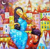 Anna Wach, Night Melody