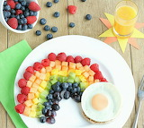 Rainbow @ Two Healthy Kitchens