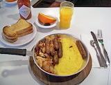 Breakfast At Lou Mitchells
