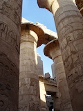 Columns from Luxor
