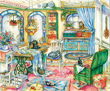 My Sewing Room~ Kim Jacobs