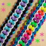 Plastic braids