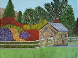 ^ Irish Cottage ~ M J Griffin