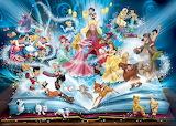 Disney Magical Story Book