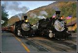 D&RGW Yard at Durango Colorado