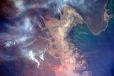 Northwestern Australian Coast from ISS
