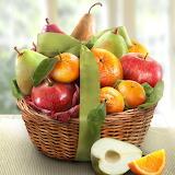 ^ Fruit basket gift