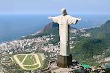 Christ the Redeemer Statue, Rio de Jeneiro, Brazil