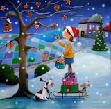Ginger Christmas - Iwona Lifsches