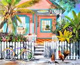 #Island Style New Key West by Ray Rolston
