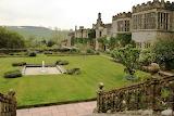 Haddon Hall garden