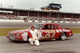 Tim Richmond NASCAR Pontiac