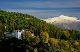 Generalife, Granada, Sierra Nevada, Andalucia