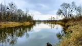 Rzeka Bug w okolicach Włodawy 6