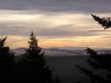 Baker Peak Sunset