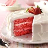 ^ Strawberry Cake