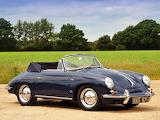 1959 Porsche 356B 1600 Cabriolet