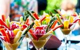 Vegetable Cocktails...