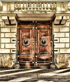 Vienna - Austria, door