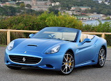 2009 Ferrari California AU-spec