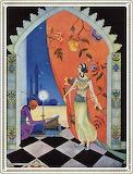 1001 Arabian Nights by Virginia Frances Sterrett 1