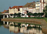 For SnaVe Zrenjanin, Serbia Building & River Reflection