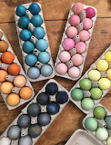 Coloring Easter Eggs The Organic Way