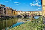 Florencja -Ponte Vecchio -Most Złotników - Ewa Maciejczyk