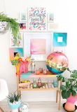 Colourful Interior Design