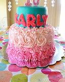 Karly's cake