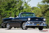 1956 Chevy Convertable Black
