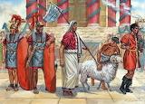 Sacrificios en Roma