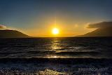 Sunrise on Carlingford Lough