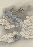 Dragon chinois MS 387