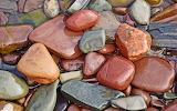 Beautiful sea rocks