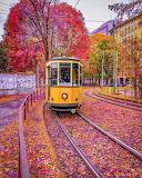 When it's autumn in Milan