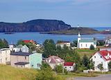 ^ Trinity, Newfoundland
