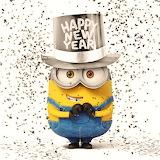 Minion Happy New Year