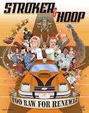 Stroker & Hoop 2004 Poster Adult Swim