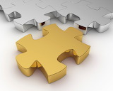 Trencaclosques d'Or - Gold Puzzle