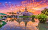 Wat-None-Kum-in-Nakhon-Ratchasima-province-Thailand-Thai-castle-