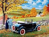 Sunday Drive by John Sloane...